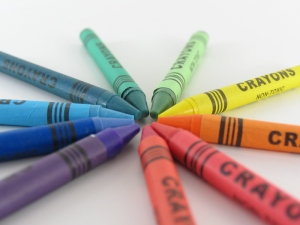 BT2010 Crayons of Life